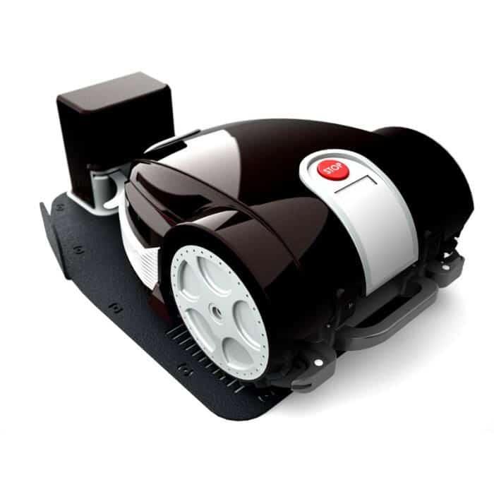 Robot tondeuse zucchetti ambrogio l30 - Comparatif robot tondeuse ...