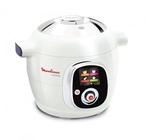 Moulinex ce7041 intelligent cookeo 15 57 20 - Robot cuiseur moulinex ...
