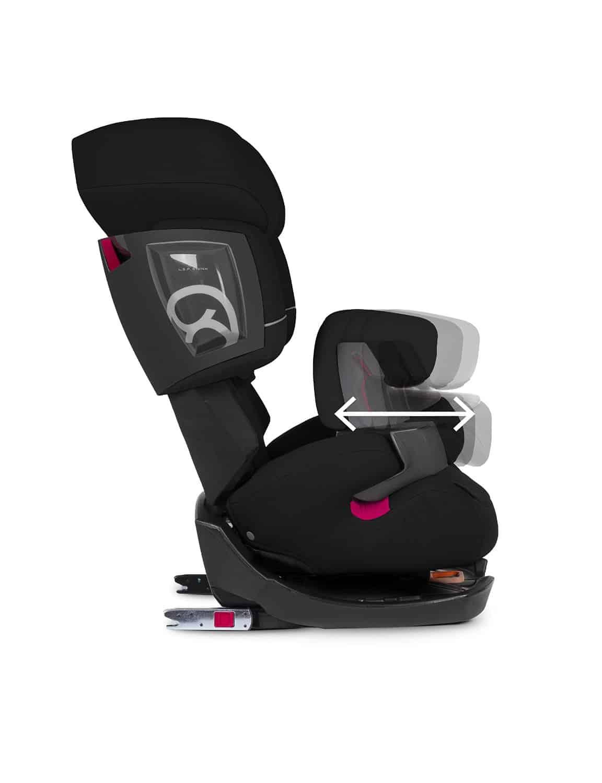 cybex siege auto pallas 2 profil. Black Bedroom Furniture Sets. Home Design Ideas