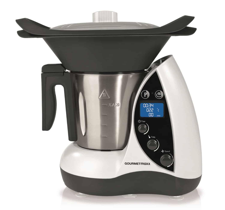 Gourmet Maxx Küchenmaschine 2021