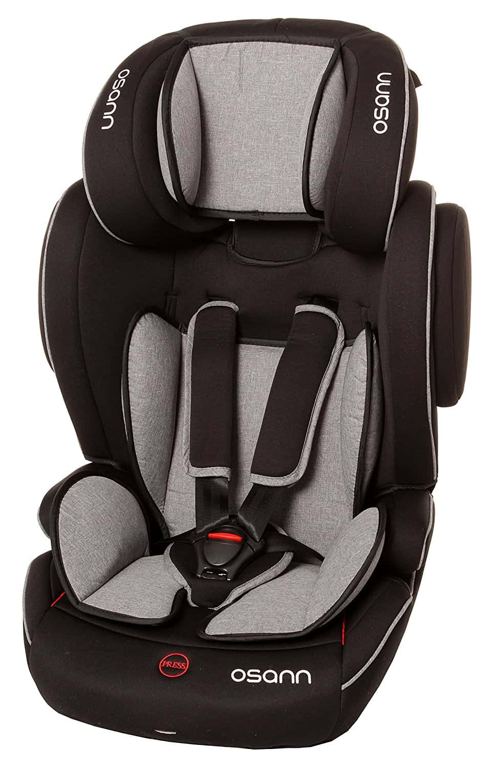 osann flux isofix si ge test en cours. Black Bedroom Furniture Sets. Home Design Ideas